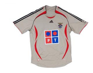 Camisa Benfica Away 2005/2006 adidas