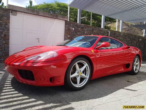 Ferrari Otros Modelos Sincronico