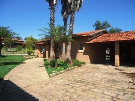 Chácara Residencial À Venda, Condomínio Fechado Village Zuleika Jabour, Salto. - Ch0077