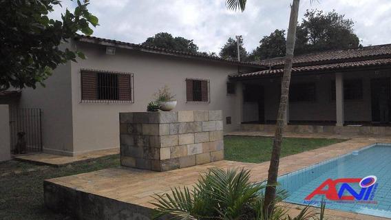 Chácara Com 2 Dormitórios À Venda, 1200 M² - Chácara Meu Cantinho - Monte Mor/sp - Ch0002