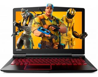 Laptop Gamer Lenovo Legion Y520 I5 7300hq 8gb 1tb Gtx 1050