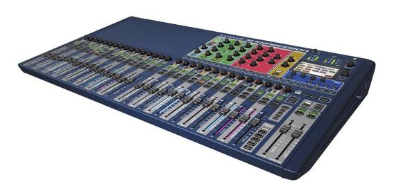 Mesa De Som Digital Expression Si3 - Soundcraft 36 In