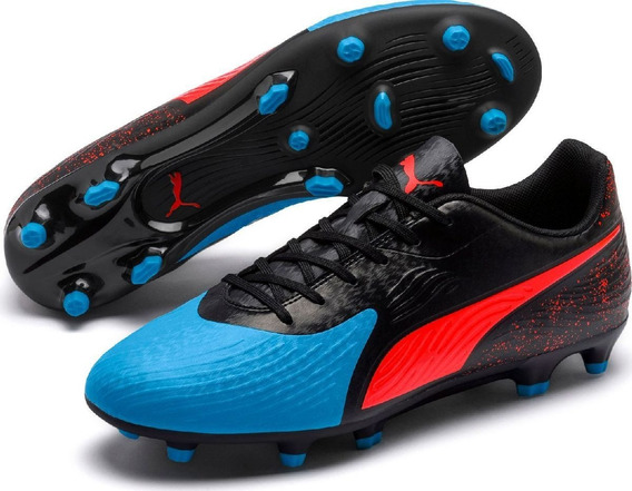 Botines Puma One 19.4 Black