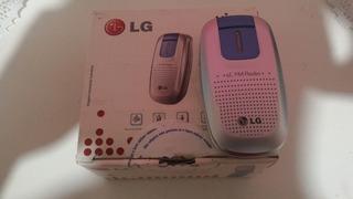 Celular Lg Mg377a Original Semi Novo Vivo Apenas Ler Anuncio
