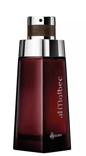 Perfume Malbec Tradicional 100ml, O Boticário Novo Lacrado