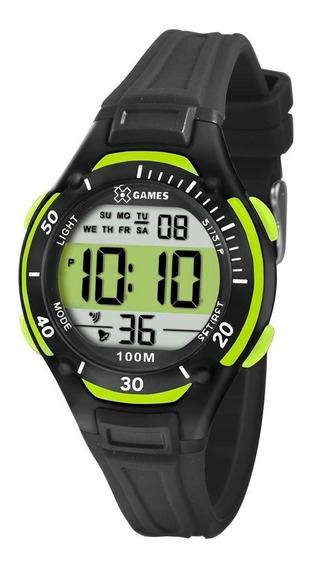 Relógio Infantil Digital Esportivo X-games Xkppd017 Bxpx