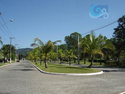 Imagem 1 de 6 de Terreno Residencial À Venda - Jardim Acapulco - Guarujá. - Te0109