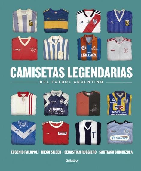 Camisetas Legendarias Del Fútbol Argentino Eugenio Palopoli