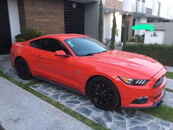 Ford Mustang Gt 5.0 2016 Ta Super Precio