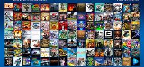Pacote De Jogos Ps3 Via Midia Digital Psn Monte Seu Combo!
