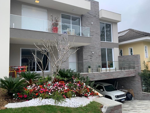 Imagem 1 de 30 de Sobrado Com 4 Dormitórios À Venda, 450 M² - Swiss Park - São Bernardo Do Campo/sp - So20755