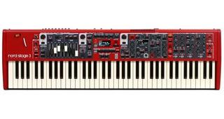 Nord Stage3com Piano Digital De 73 Teclas