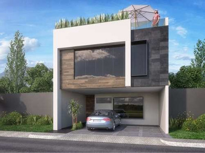 Casa Nueva En Venta En Coronango.