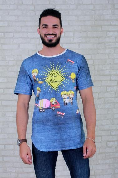 Kit 10 Camisetas Estampa E Tamanhos A Escolha