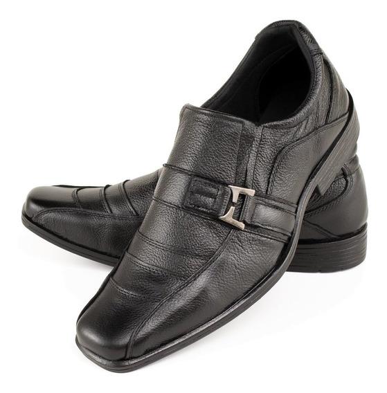 Sapato Masculino Social Couro Legítimo Ref 3100