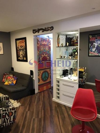 Apartamento Todo Decorado Por Arquiteta - Mr68681