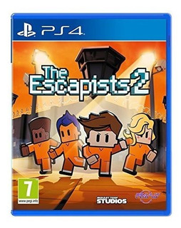 The Escapists 2 (ps4)