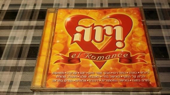 Compilado- Cd Musica De Novelas Israel - Natalia Oreiro