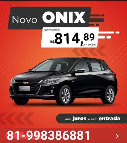 Chevrolet Onix 1.0 Novo Onix 1.0