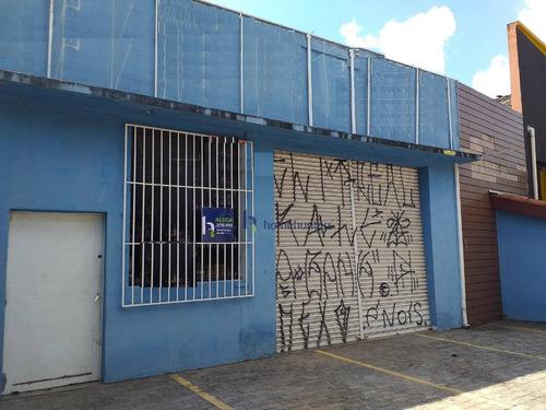 Galpão Para Alugar, 310 M² Por R$ 6.000,00/mês - Jardim Chapadão - Campinas/sp - Ga0516