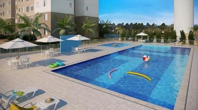 Empreendimento Ritmo Condomínio Club 2 E 3 Dormit&oac