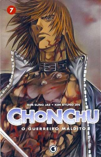 Imagem 1 de 1 de Chonchu O Guerreiro Maldito 7 Conrad Mangá Manhwa