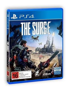 The Surge- Ps 4 + 3 Juegos Adicionales