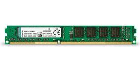 Memoria Pc 4gb Kingston Value Ram Ddr3 1600mhz Mexx