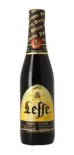 Cerveza Leffe Brune 330ml
