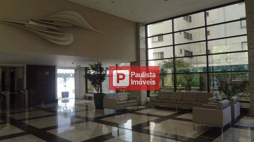 Conjunto Para Alugar, 227 M² Por R$ 17.000,00/mês - Vila Olímpia - São Paulo/sp - Cj1076