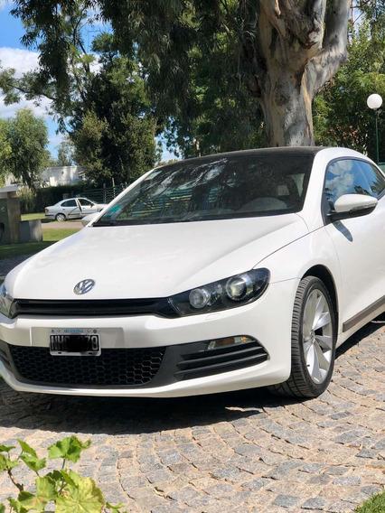 Volkswagen Scirocco 2.0 Tsi 211cv C/techo Panoramico 2013