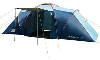 Carpa Camping Waterdog Patagonia Pro 6 Personas