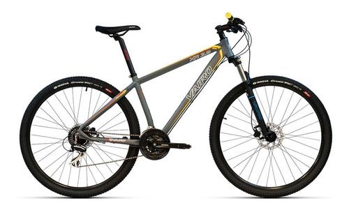 Imagen 1 de 1 de Mountain bike Vairo XR 3.8  2020 R29 S 24v cambio Shimano Acera color gris/amarillo/rojo