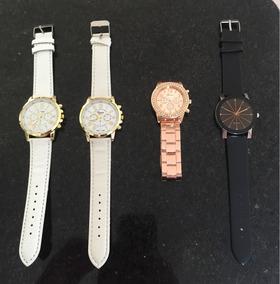 Relógios Femininos Kit 4 Relógios Femininos Frete Grátis