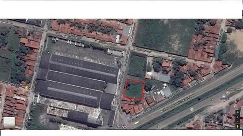 Terreno Para Alugar Na Cidade De Caucaia-ce - L10499