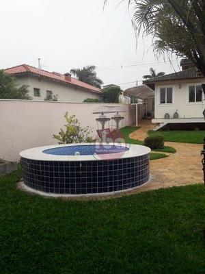 Casa Com 3 Dormitórios À Venda, 230 M² Por R$ 1.200.000 - Condomínio Village Ipanema - Araçoiaba Da Serra/sp - Ca1542