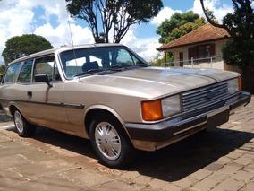 Chevrolet Caravan Comodoro1985 4.1 6cc Alcool Placa Preta