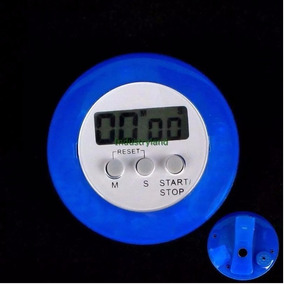 10pç. Alarme Sonoro Cronômetro Regres. 3306 - Timer Digital