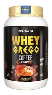 Whey Grego Coffe Cream