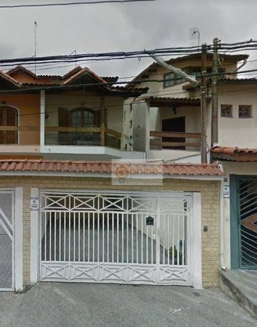 Sobrado Santa Mena - 171 M² - 3 Dormts, 1 Suíte - 4 Vagas - Estuda Permuta - So0033