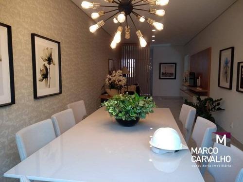 Casa À Venda, 133 M² Por R$ 666.146,46 - Jardim Esmeralda - Marília/sp - Ca0511
