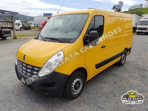 Renault Master 2.3 Furgão L1h1 Único Dono