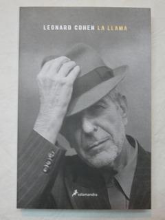 La Llama - Leonard Cohen - Salamandra - Nuevo