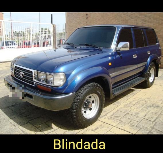 Toyota Autana Sincronica Blindada Año 2005