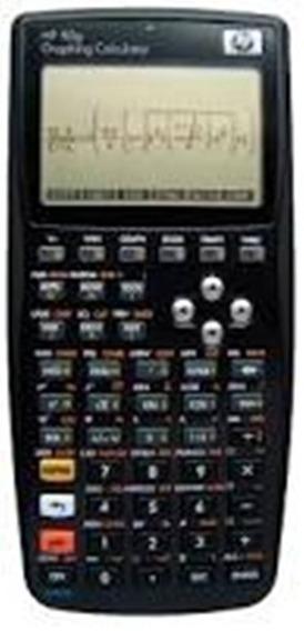 Calculadora Hp50g Graficadora Muy Poco Uso