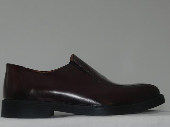 Zapatos De Hombre De Vestir De Cuero Art530