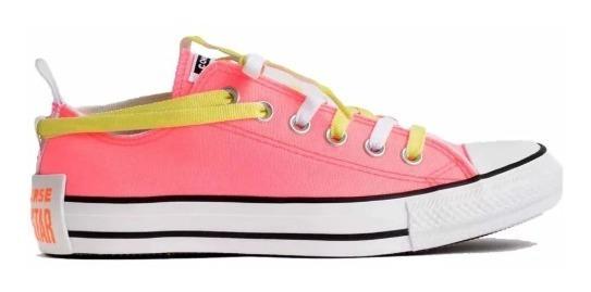 Converse All Star Rosa Neon Original