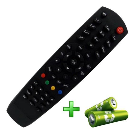 Controle Remoto Para Tv Philco Smart Tv 3d Cine Hd