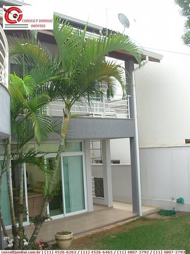 Imagem 1 de 29 de Casas Em Condomínio À Venda  Em Jundiaí/sp - Compre O Seu Casas Em Condomínio Aqui! - 1227447