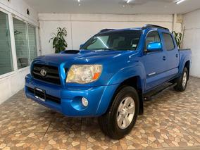 Toyota Tacoma Extremadamente Nueva Una Joya Factura Original